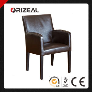 Dark Brown Wood Side Chair (OZ-SW-099) pictures & photos