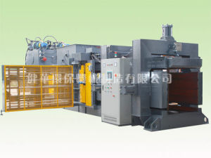 Automatic Compression Packing Machine,Super Performance Waste Balers (KHM-250-37.5KW*3)