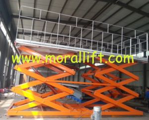 Cheapest! Automotive Scissor Lift (SJG) pictures & photos