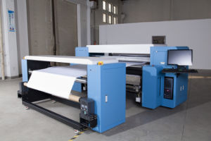 E500-180 Digital Belt Textile Printer