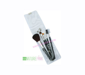 High Quality Goat Hair Makeup Brush with Cosmetic Case