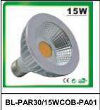15W Non-Dimmable PAR30 COB LED Spotlight pictures & photos