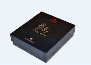 China Custom Cardboard Color Paper Packing Box (C27)