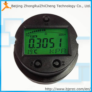 Hart 4-20mA Differential Pressure Transmitter 3051s pictures & photos