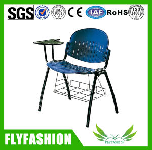 Cheap High Quality PP Training Chair with Writing Pad (SF-28F) pictures & photos