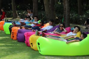 Outdoor Inflatable Lounger/Couch, Portable Blow up Lounge Chair pictures & photos