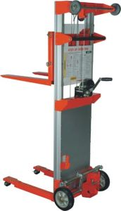 Mini Double Use Stacker (181-227kg) pictures & photos
