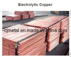 Copper Cathode with 99.95% Purity