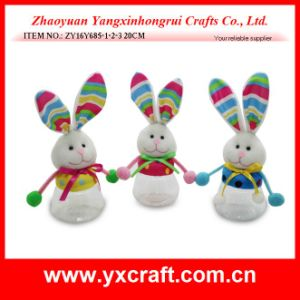 Easter Decoration (ZY16Y685-1-2-3) Easter Bunny Easter Bunny Plush pictures & photos