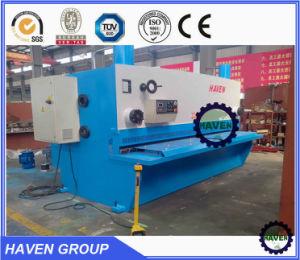 Hydraulic Shearing Machine Metal Sheet Cutting Machine pictures & photos