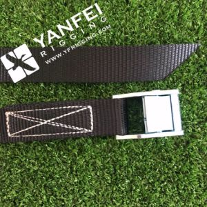 25mm Ratchet Lashing Strap with Cam Buckle pictures & photos