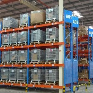 Heavy Load Industry Pallet Storage Rack / Warehouse Rack Shelves pictures & photos