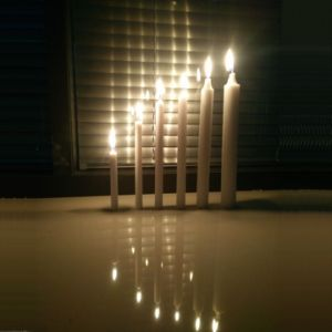 High Quality Cheap Price Stick Advent Candles pictures & photos