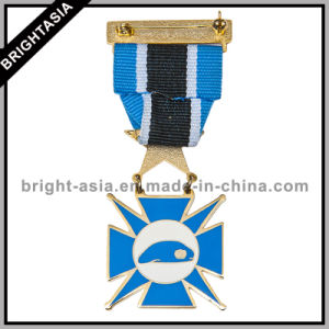 Quality Zinc Alloy Big Medal for Promotion Medal (BYH-10899) pictures & photos