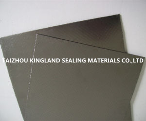 Perforated Metal Reinforced Composite Graphite Sheet
