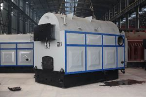 Automatic Pellet Boiler Industrial Wood Pellet Fired Steam Boiler Price pictures & photos