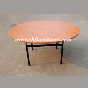 Melamine Hotel Banquet Table (YC-T02) pictures & photos