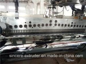 Polycarbonate Acrylic PVC PP Pet PE EPE PS Foam Marble Sheet Production Extrusion Line pictures & photos