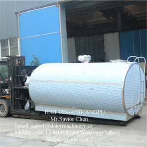 Dairy Milk Cooling Tank 5000L Capacity pictures & photos