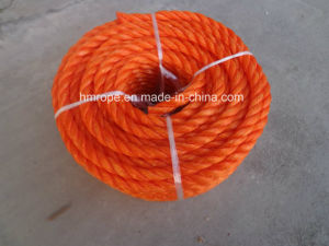 PP Monofilament PE Twisted Rope 3 Strands Fishing pictures & photos