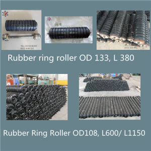 High Impact Resistant Roller Made of Polyurethane Ring pictures & photos