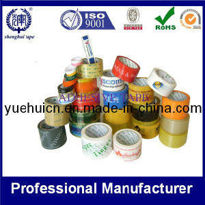 with Customer′s Logo Printing Adhesive Packing Tape pictures & photos