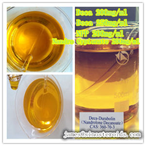 Npp 200mg/Ml / Nandrolone Cypionate 200mg/Ml / Deca 200mg/Ml&250mg/Ml pictures & photos