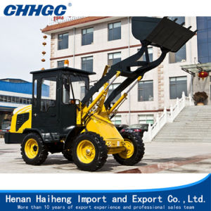 800kg CE Approved Mini Wheel Loader pictures & photos