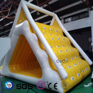 2016 Inflatable Climbing Wall Slide Water Park Equipment LG8094