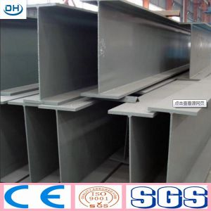 Prime Quality H Profile Beam Steel pictures & photos