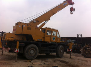 Used Kato 35t Rough Terrain Crane Kr35h-III pictures & photos