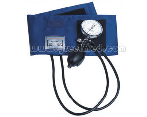 Hospital Palm Type Aneroid Sphygmomanometer pictures & photos