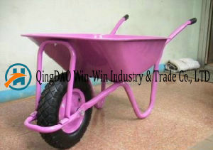 Blue Yard Manual Wagon Trolley Cart Wb5009 pictures & photos