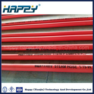 Heat Resistant High Temperature Rubber Steam Hose 6mm-51mm pictures & photos
