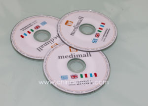 Mini DVD Replication 1.4GB/30min Good Quality