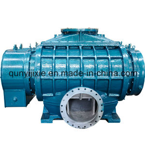Large Volume High Pressure Roots Blower (air blower) for Combustion pictures & photos