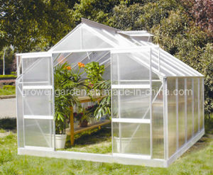 Growell Walk -in 6mm Polycarbonate Greenhouses B9 pictures & photos