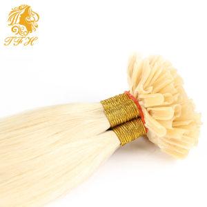 Pre Bonded Human Hair Extension U Tip Natural Keratin N32 pictures & photos