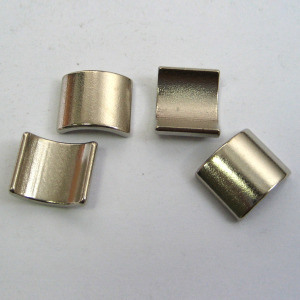 Sintered Permanent Neodymium Arc Strong Magnet (UNI-Arc-io1) pictures & photos