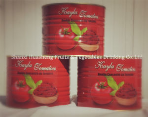 2.2kg*6 22%-24% Canned Tomato Paste