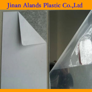 Self Adhesive Silver Mirror Acryic PMMA Sheet pictures & photos