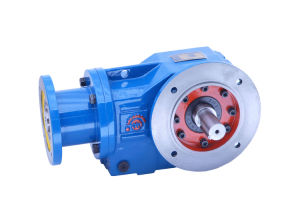 Hkf Series Helical Bevel Gear Reducer with Flange Output