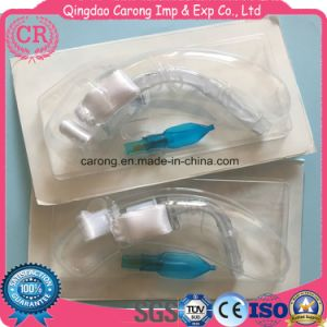 Medical Disposable Tracheostomy Tube with Cuff Without Cuff pictures & photos