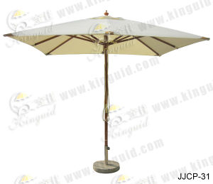 Outdoor Umbrella, Central Pole Umbrella, Jjcp-31 pictures & photos