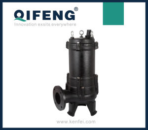 10HP Wq Submersible Sewage Pump pictures & photos