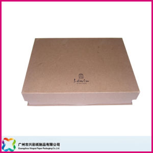 Paper Box with Foil Stamping Logo (XC-1-035) pictures & photos