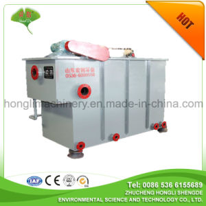 Medical Wastewater Treatment Made in China, Dissolved Air Flotation pictures & photos