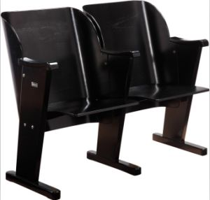 Chapel Oak Church Seat Benches, Cathedral Wooden Church Chair, (HJ 9703) pictures & photos