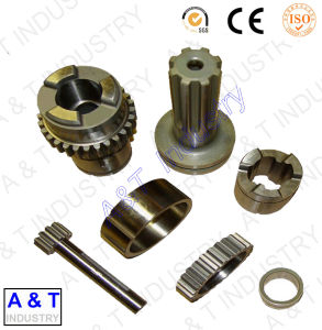 Customized Lathe Turning Machine Parts with High Quality pictures & photos