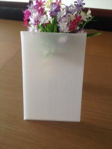 PP Material Corflute Corrugated Sheet Hollow Sheet in China pictures & photos